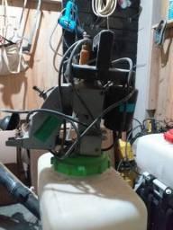 Maquina de costura saco