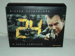 24 horas - Coleção completa DVD - 1ª a 8ª temporada + filme