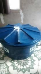 VENDO Caixa d'água de 500L FORTLEV SEMI NOVA
