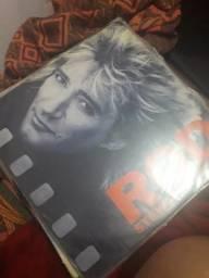 Disco de vinil Rod Stewart.
