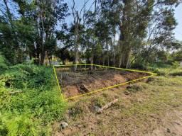 Terreno à venda, 360 m² por R$ 78.000,00 - Alvorada - Itapoá/SC