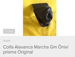 Coifa da alavanca de câmbio para GM Onix / Prisma