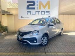 Toyota Etios Sedan X Plus 1.5 flex 2018/2019