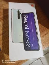Redmi Note 8 Pro 6gb/128gb novo