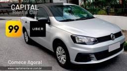 Aluguel Uber - Voyage GNV