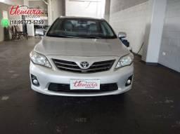 Toyota/Corolla XEI 2.0 - 2013/2013 - Flex - Prata