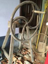 Máquina de Moer Milho antiga
