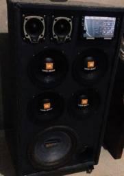 Caixa de som (vendo ou troco em moto do mesmo valor)