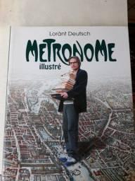 Livro Métronome - Lorant Deutsche