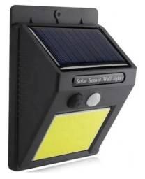 Luminária Solar 48 leds