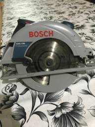Serra Circular Manual Bosch GKS 190 Professional