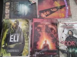 Dvds originais e Dvds gravados usados funcionando