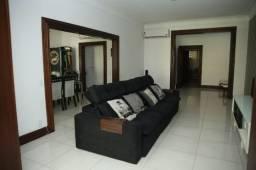 Luxuoso apartamento mobiliado de 4 quartos com vaga