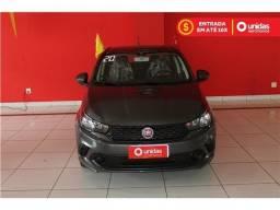 Fiat Argo Drive 1.0 Cinza 19\20