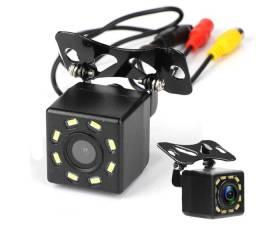 Câmera de ré noturna 12 leds Promoção