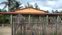 Vendo uma casa na praia do maramar,(Luís correia Piauí) valor .130.000