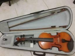 Violino Makanu 4/4 com estojo