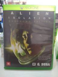 Alien Isolation para Xbox One. Mídia física.