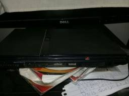 PlayStation 2 slim.  Ligando mas precisa arrumar