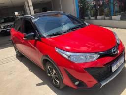 Título do anúncio: Toyota Yaris Hatch X-Way 2020