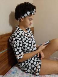 Pijama alfaiataria