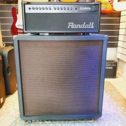 Amplificador para guitarra Randall RX 120 RH - Usado - Somos Loja