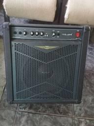 Título do anúncio: Cubo Amplificador Contra Baixo Oneal Ocb 400 X 120w Rms