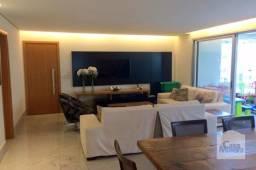 Apartamento à venda com 4 dormitórios em Funcionários, Belo horizonte cod:110680