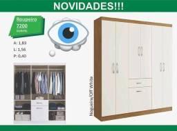 ROUPEIRO 7200 PROMOÇÃO BIJOUTERIAS