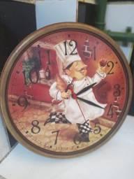 Relógio de Parede Chefe