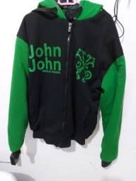 Casaco John John Novo nunca usado M