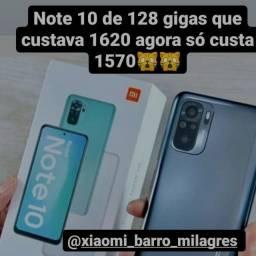 Xiaomi note 9 e note 10