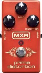 Título do anúncio: Pedal MXR Prime distortion