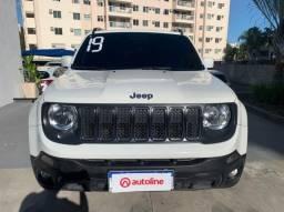 Título do anúncio: Entrada + parcelas de 1.499 fixas Jeep Renegade 19/19