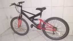 Bicicleta ( marchas e amortecedores)