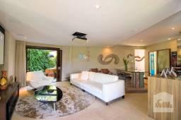 Casa de condomínio à venda com 3 dormitórios em Vila castela, Nova lima cod:278509