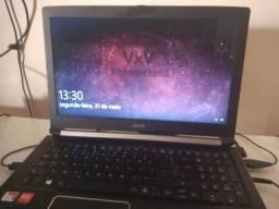 Nootebok Acer RX 540-TROCO POR PC GAMER ou outros.