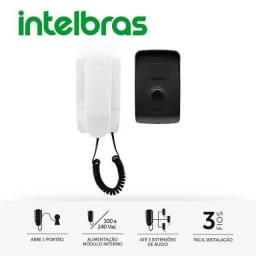 Título do anúncio: Porteiro Residencial IPR 1010, intelbras, IPR1010, Preto/Branco
