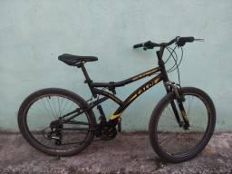 Título do anúncio: Bicicleta Caloi Andes Modificada