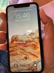 iPhone Xr  preto sem marca de uso