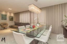 Apartamento à venda com 4 dormitórios em Cidade nova, Belo horizonte cod:271860