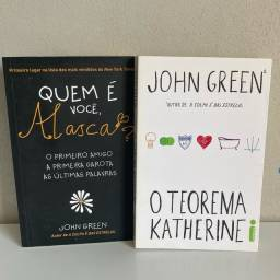Título do anúncio: Livros John Green