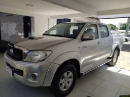 Título do anúncio: Toyota Hilux 3.0 CD 2011 Automática
