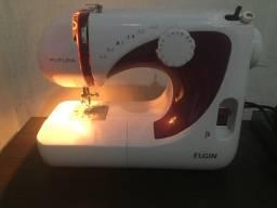Máquina de costura (elgin)