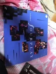 Laser disc fourplay volume