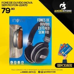 Fone Bluetooth Inova Fon2247d