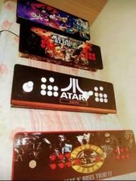 Controle arcade portátil