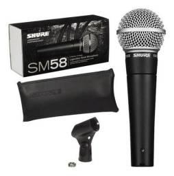SM 58 Original novo na caixa