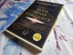 Quem Pensa Enriquece - O Legado - Livro seminovo