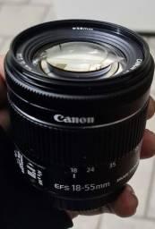Objetiva Canon EF-S 10-18mm F/4.5-5.6 IS stm